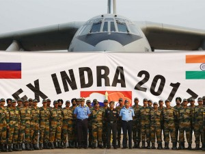 Indra 2017 Why India Russia Tri Service Military Exercise Is Important