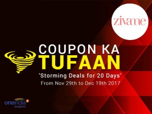Zivame Your Free Rs 500 Voucher Awaits Women Only