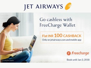 Jet Airways Merry Christmas Flat 10 Off On Flights