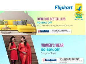 15th Is Here Flipkart New Pinch Days All Offers Below