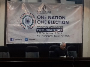 One Nation One Election Mother All Reforms Says Mp