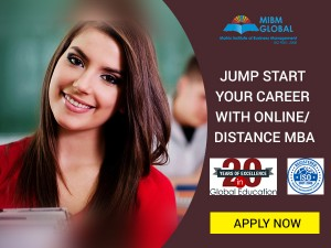 Mibm Global Offers 1 Year Online Mba Course