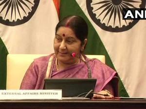 Cong To Move Privilege Motion Against Sushma Swaraj
