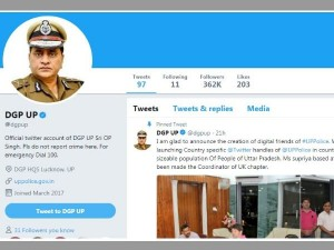 Class 10 Boy Creates Up Dgps Fake Twitter Handle Asks Cops To Probe On Brothers Case