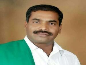 Karnataka Elections Anti Liquor Activist Sh Linge Gowda S P