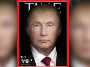 Time S Latest Cover Has Trumputin On It Its To Help Readers Stop Think Says Creator