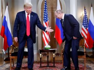After Helsinki Fiasco Trump Invites Putin To Us