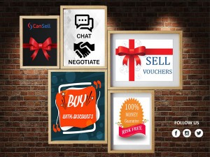 You Can Now Sell Your Unused Vouchers On Cansell