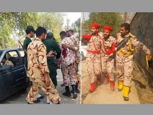 Attack On Iran Army Parade 24 Killed Including Elite Revolutionary Guards