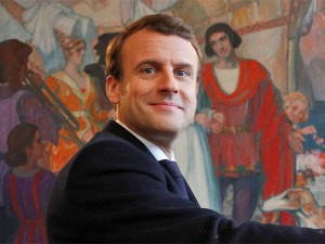 I Was Not In Power When Rafale Deal Was Signed French President Macron