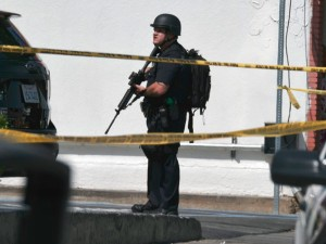 Several Injured Including A Child In Syracuse Mass Shooting