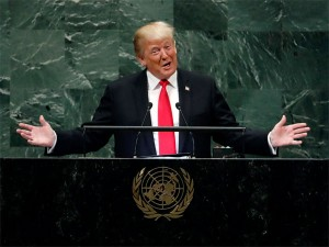 I Didnt Expect That Reaction But Thats Ok Trumps Response To Laughter At Un Assembly