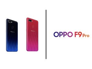 The First Sale Of Oppo F9 Pro In Bangalore