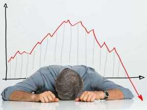 Sensex Bleeds 1128 Points Nifty Trips Below 11000 Recovers Later