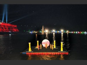 Krs Dam In Mysuru Enthrals Everyone With 3d Lighting