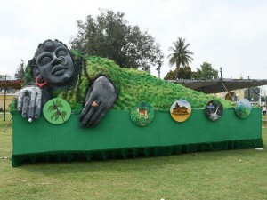 Tableaux Procession Adds Sparkle To Dasara