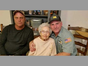 California Fires Garbage Truck Driver Picks Up 93 Year Old Woman From Danger