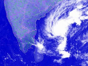 Tamil Nadu Braces For Cyclone Gaja Schools In Cuddalore Rameshwaram To Remain Closed