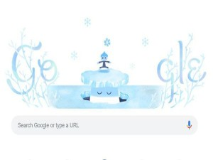 Google Doodle Celebrates The Winter Solstice 2018 The Shortest Day Of The Year