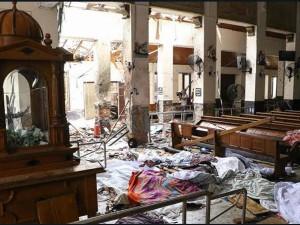 10 Indians Killed In Easter Blasts In Sri Lanka