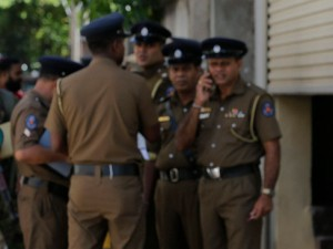 Fourth Planned Sri Lanka Hotel Attack Failed All Police Stations Put On High Alert