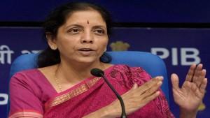 Nirmala Sitharaman Among 100 Most Influential In Uk Power Li