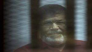Mohamed Morsi Ousted Egyptian President Dies During Trial