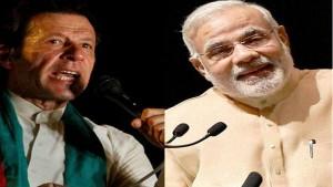 Pm Modi And Imran Khan Exchange Pleasantries At Sco Summit