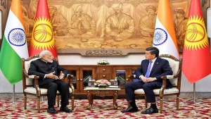 India Kyrgyzstan Sign 15 Pacts Pm Modi Announces Usd 200 Mn Line Of Credit