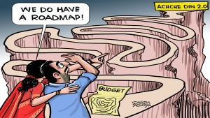 A Road Map To Achhe Din 2 0