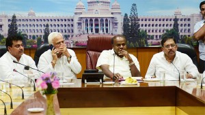 Ahead Of Crucial Trust Vote All Odds Against Karnataka Government
