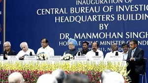 Coincidence After Arrest Chidambaram Taken To Cbi Hq That He Inaugurated During His Tenure In 2011