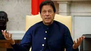 Kashmir First Line Of Defence For Pakistan Pm Imran Khan