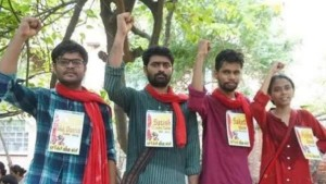 Jnusu Election Results 2019 Left Front Bags All 4 Central Panel Posts