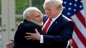 Howdy Modi Will Be In Houston To Be With My Friend Says Trump