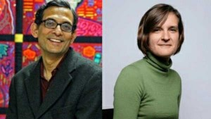 Banerjee Esther Duflo The Sixth Couple To Win Nobel Prize Jointly