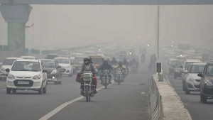 Air Quality Dips To Very Poor In Delhi As Stubble Burning Continues