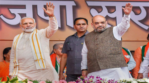 Why So Many Rallies Of Modi Shah If No Opposition Challenge Asks Shiv Sena