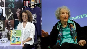 It S A Tie Jury Breaks Rules Margaret Atwood And Bernardine Evarist Share Booker Prize 2019