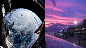 Super Typhoon Hagibis Strikes Japan After 5 7 Magnitude Earthquake