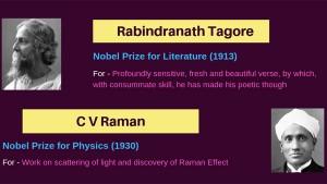 From Tagore To Banerjee List Of Indian Origin Nobel Laureates