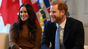No Longer A Royal Highness Harry And Meghan Drop Coveted Titles