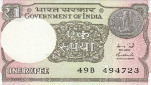 Check Out The Key Features Of New One Rupee Currency Note