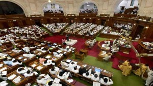 Accusing Bjp Of Insensitive Towards Dalits Sp Bsp Congress Stage Walkout In Up Assembly