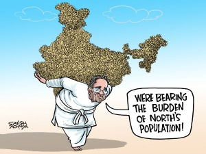 Ouch! Siddaramaiah's back breaks