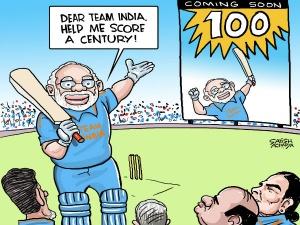 Modi's 'Team India'