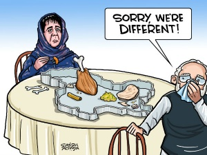 BJP's Kashmir divorce