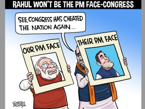 BJP will have to fight a new PM face