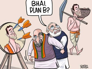 BJP running out of ideas?
