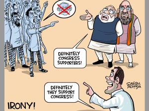 People may be fed-up of Modi